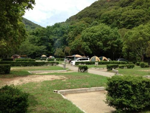 紀州加太オートキャンプ場_サイト