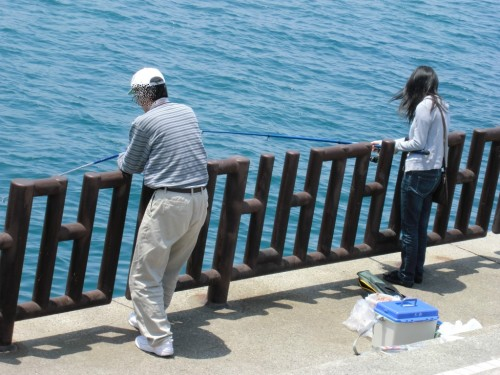 2012和歌山マリーナシティ_釣り部隊