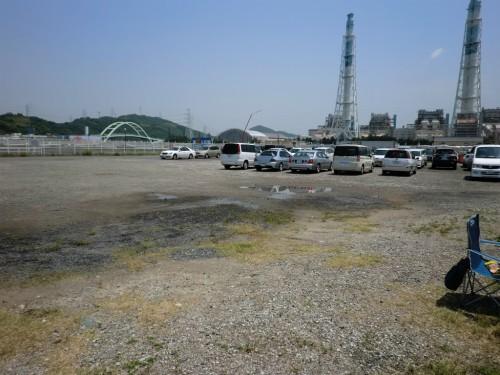 2012和歌山マリーナシティ_駐車場