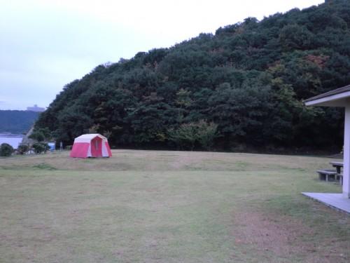 初の南淡路シーサイドキャンプ場_フリーサイト