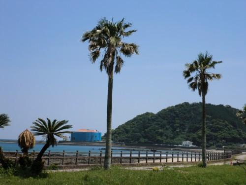 2013宮崎白浜AC_海の景色