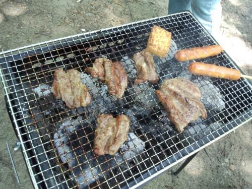 カルビ焼き焼き