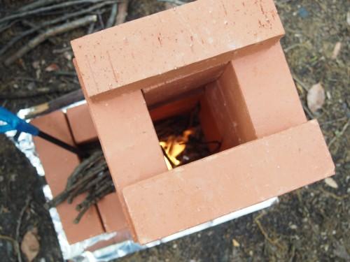 2016GW大泉緑地_レンガの煙突
